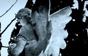 àngel-cementiris-de-barcelona